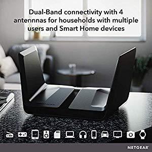 NETGEAR Nighthawk AX8 Wi-Fi 6 Next-Gen Router - Great router