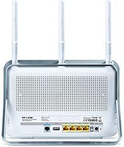 TP-LINK AC750 Wireless Dual Band Gigabit VDSL/ADSL Modem Router